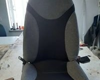 Tractor Seat After